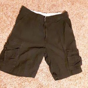 Levi's mens Squad Cargo shorts